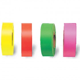 45m Plastic Flagging Tape