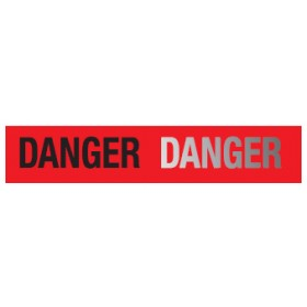 Danger Day & Night Barricade Tape