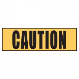 Stock Crossing Sign - Caution