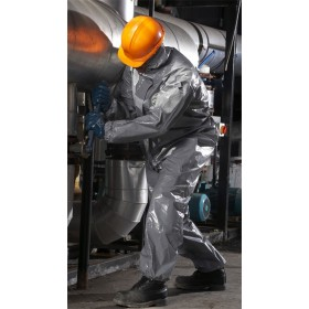 Lakeland Pyrolon® CRFR Coverall - Carton of 10, Grey