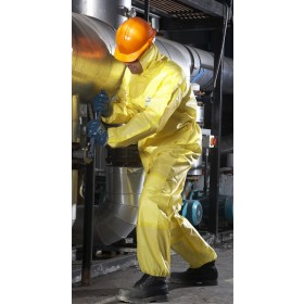 Lakeland CHEMAX 1 Coverall - Carton of 10, Yellow