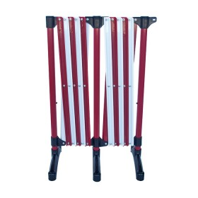 Expanding Barrier System 6M - Red & White