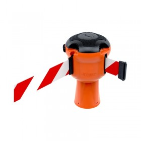 Skipper Cone Barrier System - Red/White