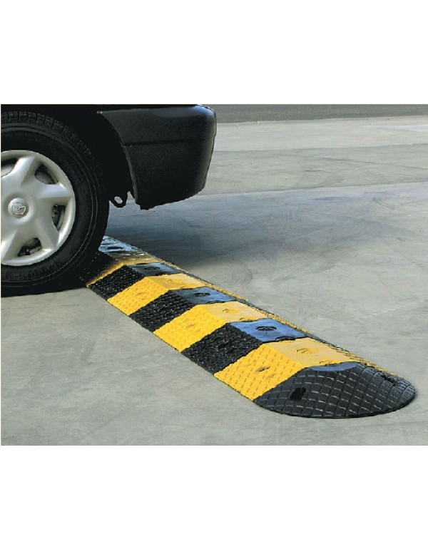 Economy Rubber Body Speed Hump 50mm