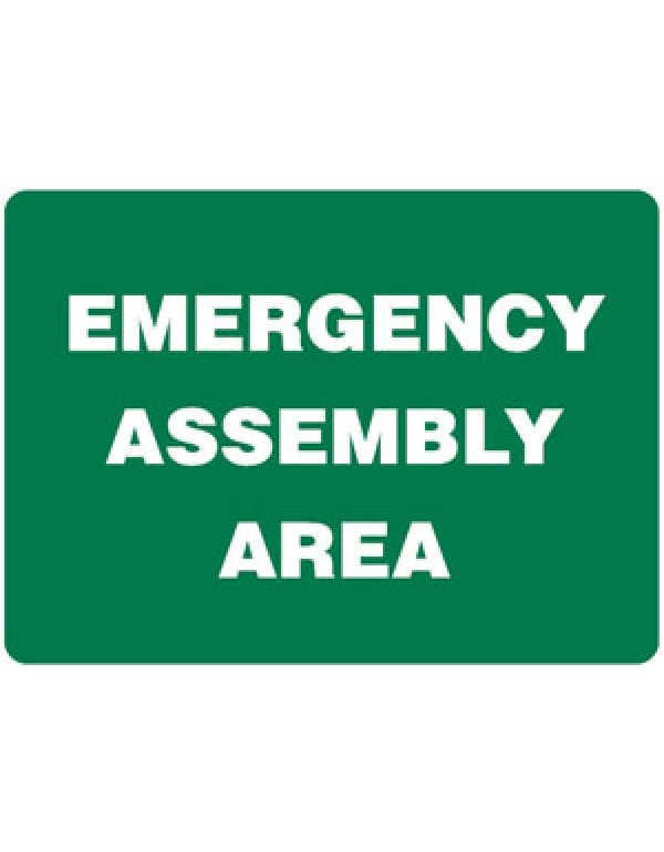 Emergency Assembly Area 600X450 Ref Mtl