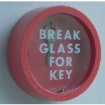 120X33 Break Glass Key Box