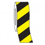 25mm Striped Exterior Vinyl Tape
