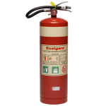7L Wet Chemical Extinguisher + Wall Hook