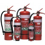 Be Dry Chemical Extinguisher