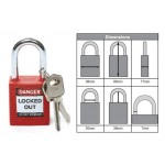 Brady Safety Plus Padlock