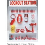Combination Wall - Mount Lockout Station