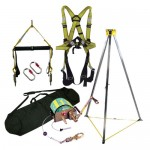 Confined Space Kit Workman S/S Cable 30M