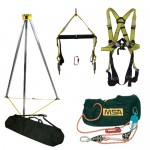 Confined Space Rope Rescue System Kit 60M