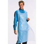 Disposable Apron Extra White Emb Pk1000