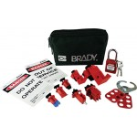 Electrician's Mini Lockout Pouch