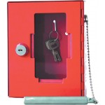 Emergency Key Box with Hammer & Chain