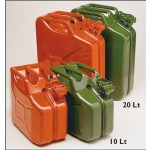 Explosion Resistant Jerry Cans