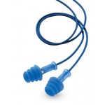 Fusion Attached Metalized Cord Earplugs