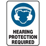 Hearing Protection Picto Hearing Protection Required Sign