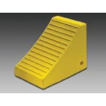 Hvy Duty Wheel Chock Polyurethane H432mm
