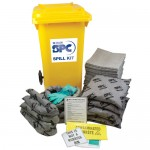 Large Mobile Spill Kit 240-250L