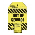 General Instruction Tag - OUT OF SERVICE
