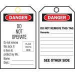 Photo Identification Tags