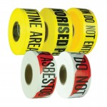 Printed Barricade Tapes