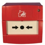 Red Back Box For Manual Call Point