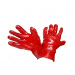 Single Dipped PVC Gloves