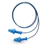 Smartfit Detectable Metal Cord  Earplugs