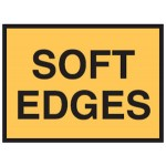 Soft Edges Sign 900x600 Be Ref Metal