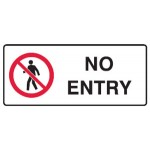 No Entry Picto No Entry Sign