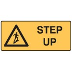 Step Up Picto Step Up Sign