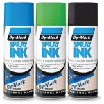 Stencil Spray Ink 315Gm Yellow
