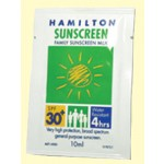 Sunscreen Sachet 50+ 10Ml