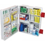 TFA Burns Workplace First Aid Kit-ABS Wall Mount