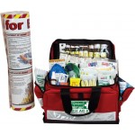 TFA Burns Workplace First Aid Kit-Portable Soft Case
