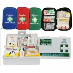 Vehicle & Low Risk First Aid Kit Hard Case