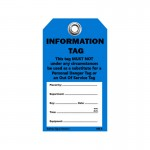 General Instruction Tag - Information Tag
